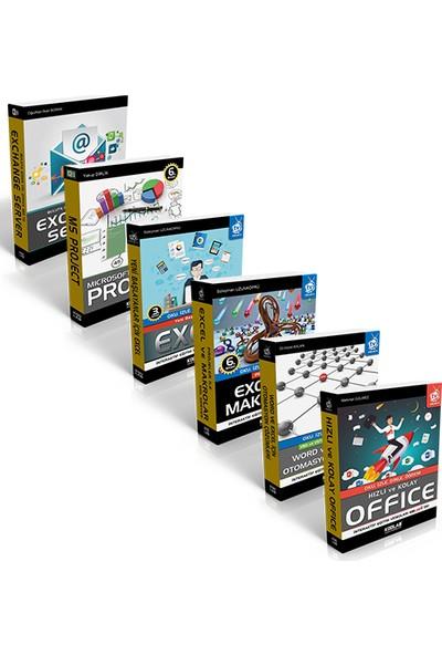 Office Ve İş Yönetimi Eğitim Seti (6 Kitap)