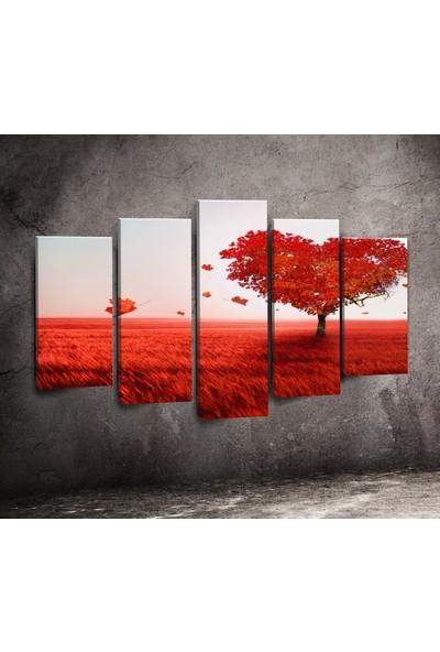 Modacanvas By Cadran 100 x 60 cm 5 Parçalı Kanvas Tablo 5P x 039