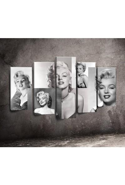 Modacanvas By Cadran 100 x 60 cm 5 Parçalı Kanvas Tablo 5P x 109