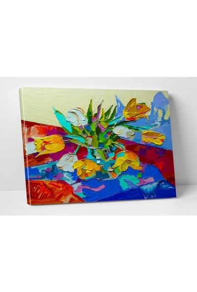 Modacanvas By Cadran 70 x 100 cm Kanvas Tablo FDC172