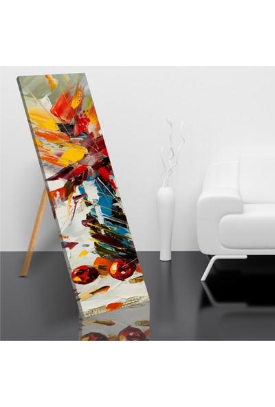 Modacanvas By Cadran 140 x 35 cm Ayaklı Canvas Tablo AYP077