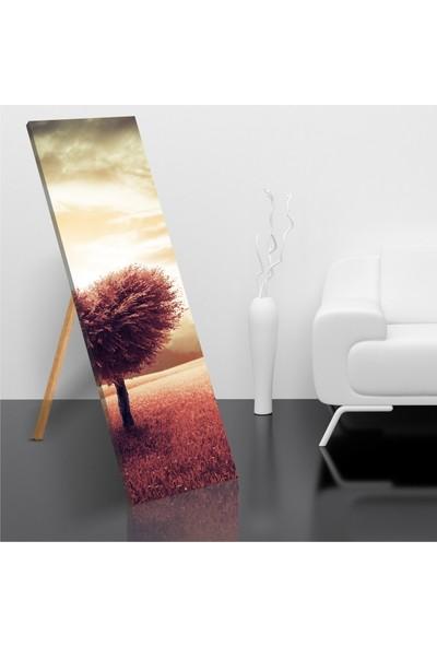 Modacanvas By Cadran 140 x 35 cm Ayaklı Canvas Tablo AYP030