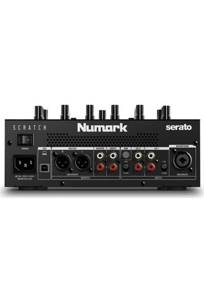 Numark Scratch Mixer