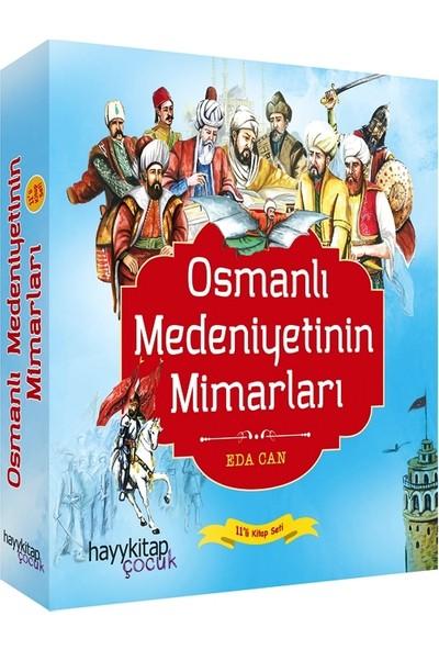 Osmanlı Medeniyetinin Mimarları - Eda Can
