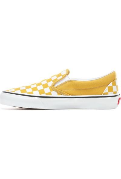 Vans Checkerboard Classic Slip-On Günlük Ayakkabı VN0A38F7VLY
