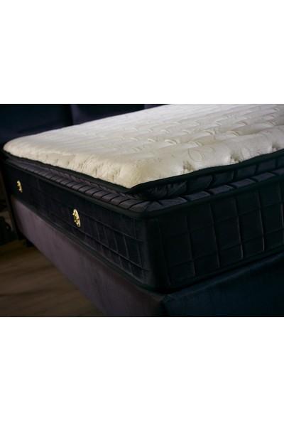 Nurum Furniture Premium Marquis 90x190 Tek Kişilik 31 Cm Yatak