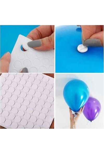 Happyland Kolay Temizlenen Leke Bırakmayan Balon Yapıştırıcısı 16 Lı Set