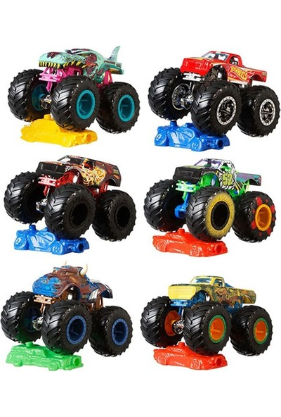 Hot Wheels Monster Trucks 1:64 Arabalar FYJ44