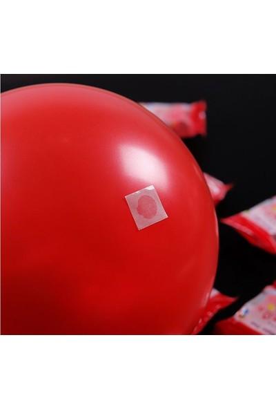 Happyland Kolay Temizlenen Leke Bırakmayan Uçan Balon Görünümü Sağlayan Tavan Balon Yapıştırıcısı 48 Li Paket