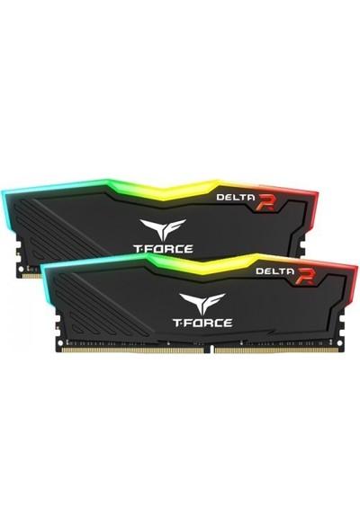 Team T-Force Delta RGB 16GB (2x8GB) 3200MHz DDR4 Ram TF3D416G3200HC16CDC01