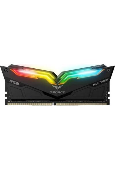 Team T-Force Night Hawk RGB 16GB (2x8GB) 4000MHz DDR4 Ram TF1D416G4000HC18EDC01