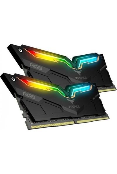 Team T-Force Night Hawk RGB 16GB (2x8GB) 3200MHz DDR4 Ram TF1D416G3200HC16CDC01