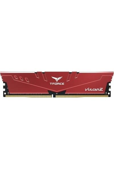 Team T-Force Vulcan Z 8GB 3000MHz DDR4 Ram TLZRD48G3000HC16C01