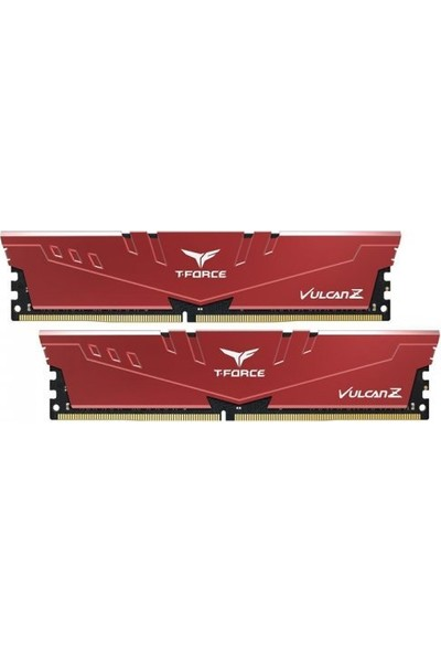 Team T-Force Vulcan Z 16GB (2x8GB) 3000MHz DDR4 Ram TLZRD416G3000HC16CDC01