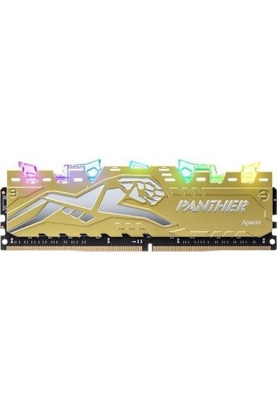 Apacer Panther Rage RGB 8GB 3200MHz DDR4 Ram EK.08G21.GJM