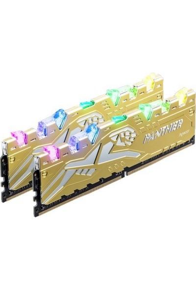 Apacer Panther Rage RGB 16GB (2x8GB) 3200MHz DDR4 Ram EK.16G21.GJMK2