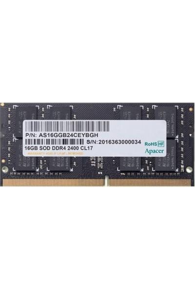Apacer 16GB 2400MHz DDR4 Ram ES.16G2T.GFH