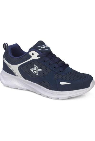 Awidox Erkek Laci Beyaz Spor Ayakkabı