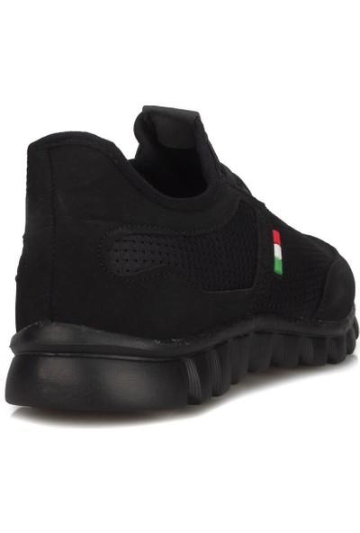 Texin Erkek Siyah Günlük Spor Ayakkabı