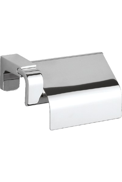 Duxxa F1 Kapaklı Tuvalet Kağıtlık A.1708