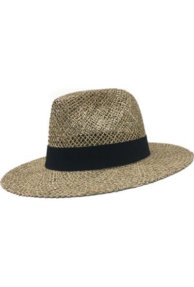 Külah Doğal Yosun Panama Şapka