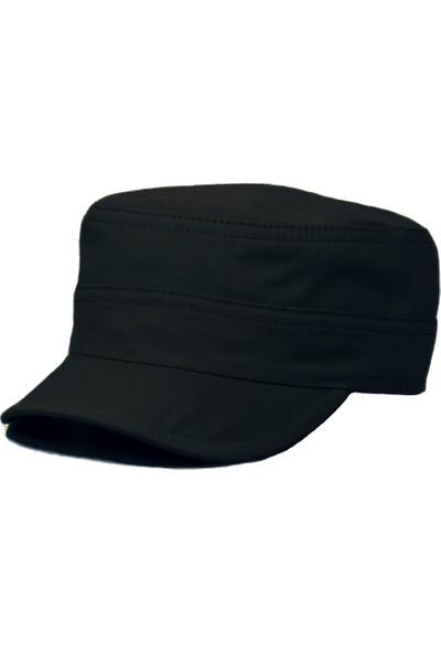 Külah Erkek Siyah Castro Şapka