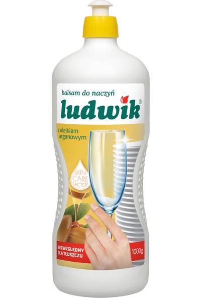 Ludwik Argan Yağlı Sıvı Bulaşık Deterjanı 1000 ml
