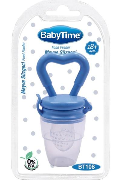 Babytime Meyve Süzgeci Mavi