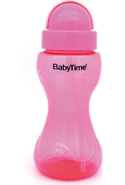 Babytime Pipetli Suluk Pembe