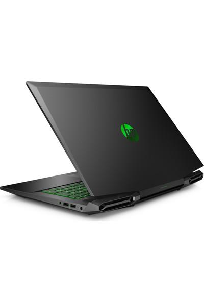 "HP Pavilion GAMİNG 17-CD0014NT Intel Core i7 9750H 8GB 1TB + 256GB SSD GTX1650 Freedos 17.3"" FHD Taşınabilir Bilgisayar 7JZ63EA"