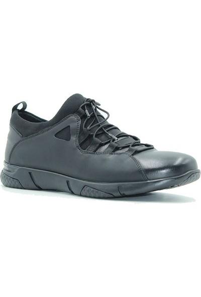 Marcomen 3338 Marcomen Erkek Günlük Ayakkabı Siyah