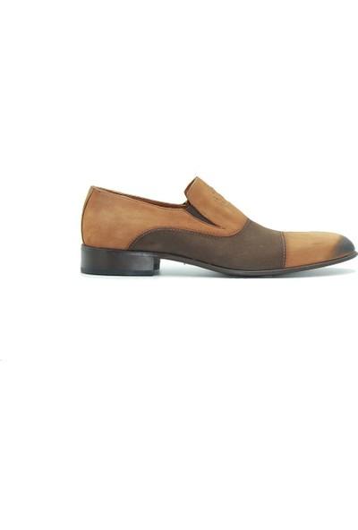 Marcomen 125 Scotland Erkek Ayakkabı Taba