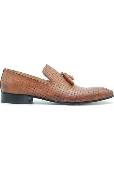 Fosco 313 Fosco Erkek Ayakkabı Taba