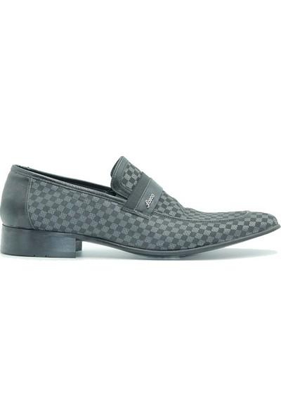 Fosco 500 Fosco Erkek Ayakkabı Siyah
