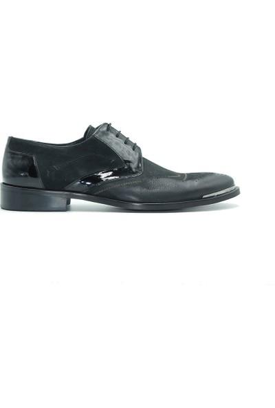 Marcomen 6060 Scotland Erkek Ayakkabı Siyah