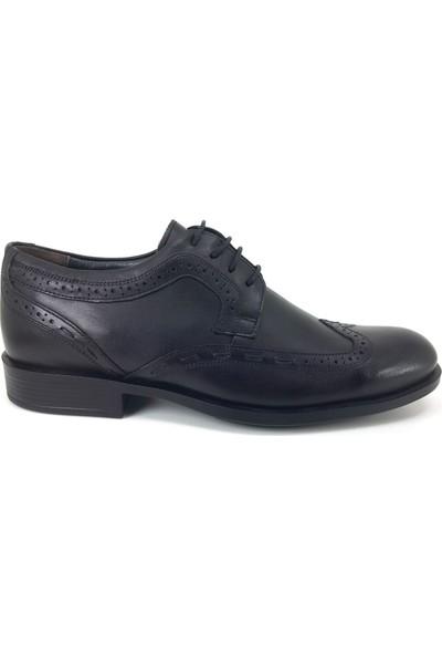 Forex 1011 Günlük Erkek Ayakkabı Siyah