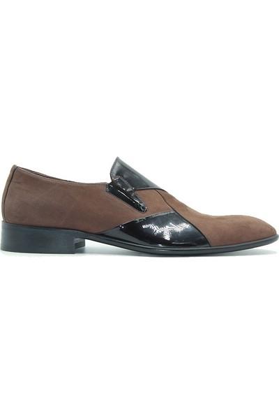 Tuğrul Ayakkabı 11120 Erkek Ayakkabı Kahve
