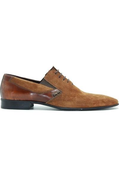 Tuğrul Ayakkabı 11401 Giorgio Vito Erkek Ayakkabı Taba