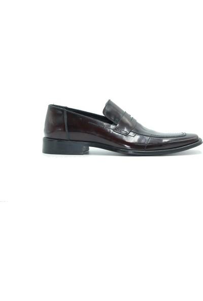 Tuğrul Ayakkabı 1260 Erkek Ayakkabı Bordo
