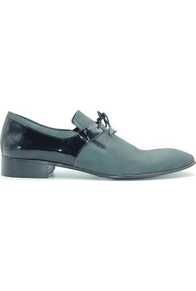 Tuğrul Ayakkabı 132 Erkek Ayakkabı Yeşil