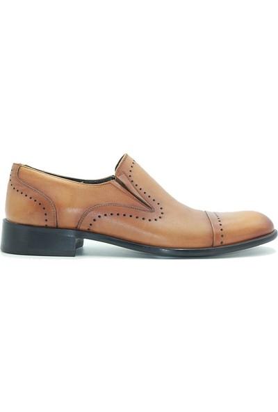 Tuğrul Ayakkabı 134 Erkek Ayakkabı Taba