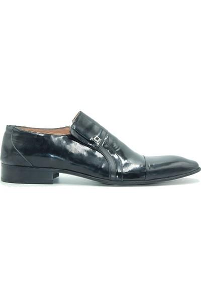 Tuğrul Ayakkabı 137 Erkek Ayakkabı Siyah