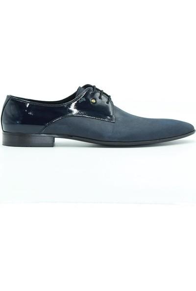 Tuğrul Ayakkabı 632 Erkek Ayakkabı Lacivert