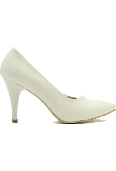 Aktenli 1830165 Kadın Ayakkabı Ten