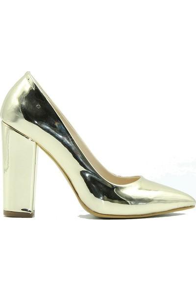 Arıcı 18750 Arıcı Kadın Ayakkabı Altın