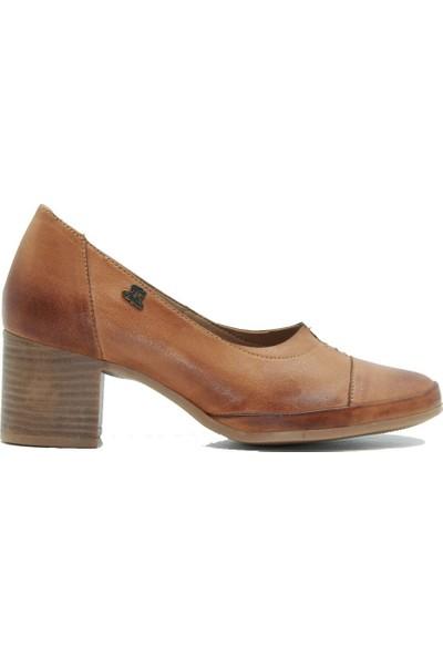 Venüs 1911901Y Venüs Deri Kadın Günlük Ayakkabı Taba