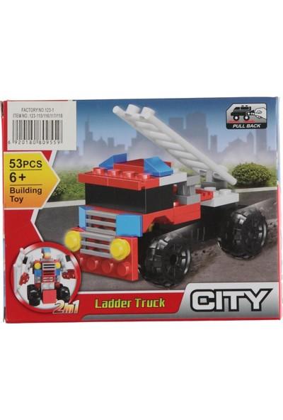 Can Oyuncak Dönüşebilen Robot Lego Yapboz Seti