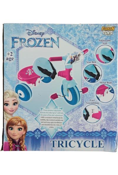 Furkan Toys Frozen Bisiklet
