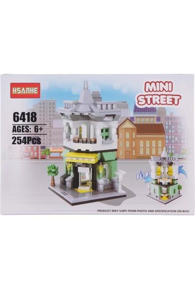 Hsanhe Ev Lego Yapboz Seti