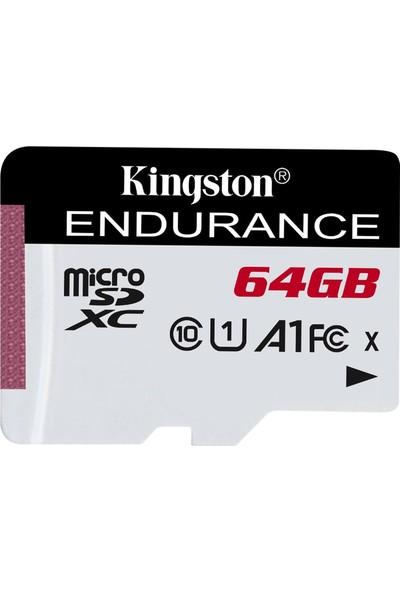 Kingston High Endurance 64GB Micro SD 95MB/S UHS-I / SDCE/64GB